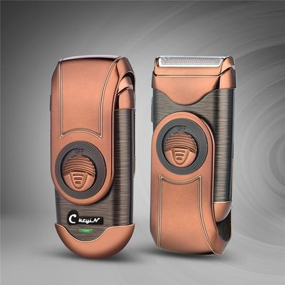 Electric Shaver Men's Shaving Machine 3D Floating Rechargeable Razor Single Blade Reciprocating Shaver With Sideburns Trimmer 0