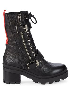 Charles David Jessy Leather Boots