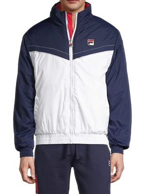 Fila Flynn Archive Colorblock Athletic Jacket