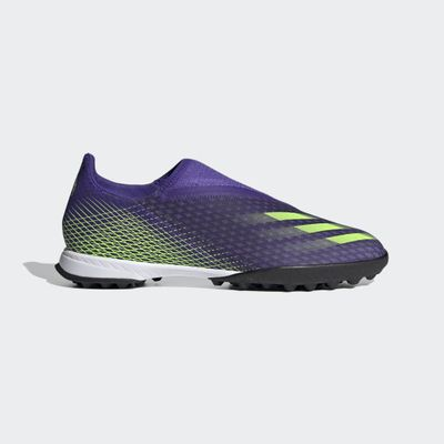 Adidas X Ghosted.3 Laceless Turf Cleats