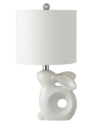 Safavieh Ruby Rabbit Table Lamp