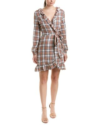 Lucca Couture Harlow Wrap Dress