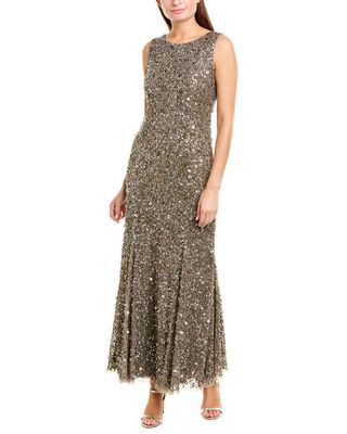 Prelude Sequin Gown