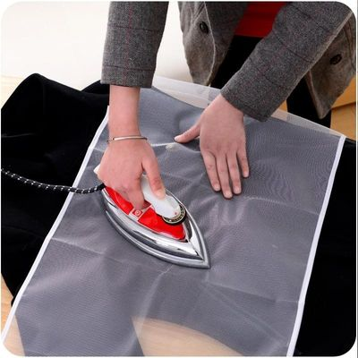 90x40cm High Temperature Ironing Cloth Ironing Pad Cover Household Protective Insulation Against Pressing Pad Boards Mesh Cloth
