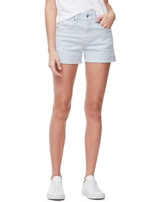 GOOD AMERICAN THE CUFFED CUT-OFFS SHORT