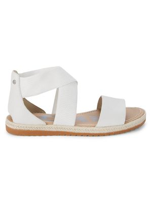 Sorel Ella Leather Sandals