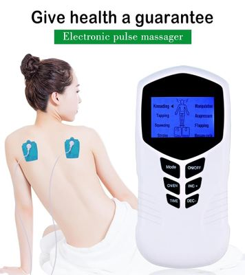 Electric Smart Electronic Pulse Massager Nerve Muscle Stimulator TENS Acupuncture Low Frequency Physiotherapy HealthCare Machine