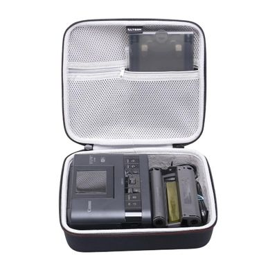 LTGEM EVA Hard Case for Canon SELPHY CP1200 & CP1300 Wireless Compact Photo Printer - Travel Protective Carrying Storage Bag