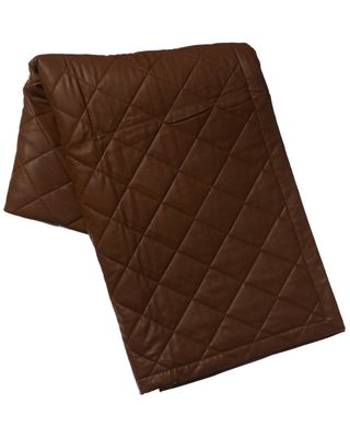 Ann Gish Quilted Throw