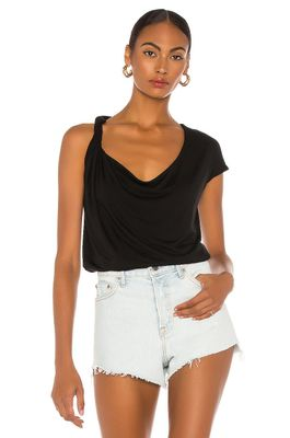 h:ours Asymmetrical Relaxed Tee