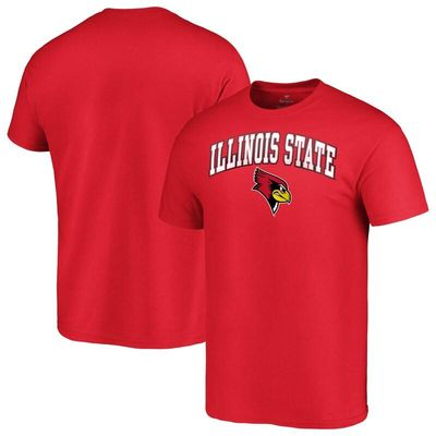 Illinois State Redbirds Campus T-Shirt - Red