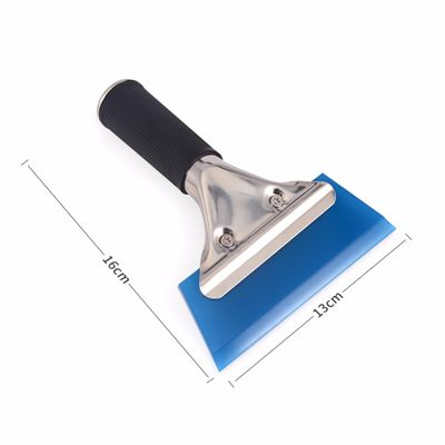 EHDIS Car Tools Window Squeegee Water Wiper Handled Rubber Ice Scraper Blade Car Auto Snow Shovel Glass Car Cleaner Tinting Tool