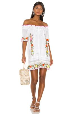 PQ Lana Embroidered Dress