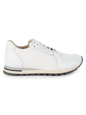 Canali Lace-Up Sneakers