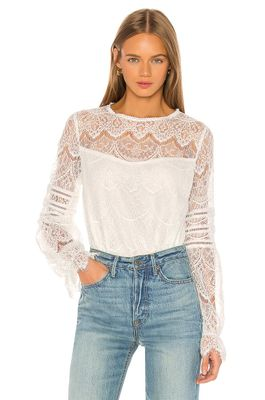 BB Dakota Smoke & Mirrors Blouse