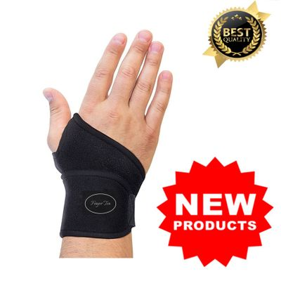 Wrist Support Brace Arm Protector Sports Brace Strap Belt 1 Pc Wristband Hand Adjustable Carpal Tunnel Left Hand Right Hand