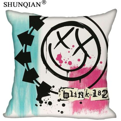 Best New Blink 182 Pillowcase Wedding Decorative Pillow Cover Custom Gift For (Two Sides) Printed Pillow Cases A9.30