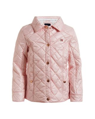 Tommy Hilfiger Diamond Quilted Barn Jacket