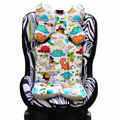 Baby Stroller Pad Seat Warm Cushion Pad Mattresses Pillow Cover Child Carriage Cart Thicken Pad Winter Trolley Chair Cushion