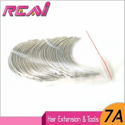 24PCS Weft Weaving/Sewing Needles For DIY Human Hair Extension Tools