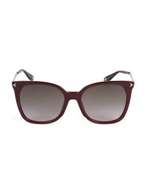Givenchy 54MM Butterfly Sunglasses