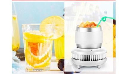 Refrigeration Cup Cooling machine Cold Kettle beer, beverage, juice, red wine, yogurt, coffee Car Home Office