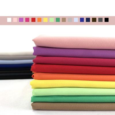 50*150cm ,17Colors,DIY clothes,All Side Stretch fabric Double-sided elastic soft Pongee fabric for Clothes handmade