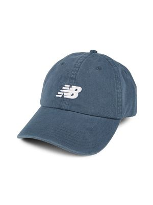 New Balance Logo Cotton Baseball Cap