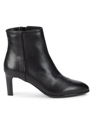 Aquatalia Delilah Leather Booties