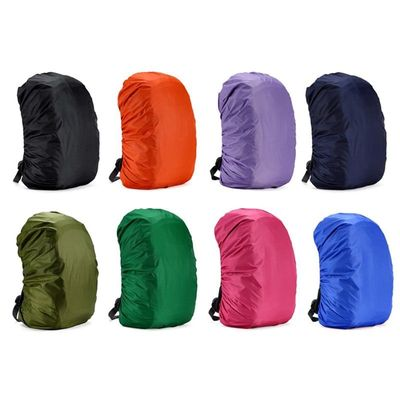 Rain cover backpack 35L Waterproof Bag Camo Tactical Outdoor Camping Hiking Climbing Dust Raincover Lightweight Wear Resistant