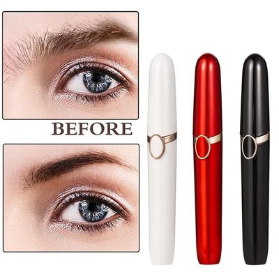 Mini Electric Eyebrow Trimmer  Lip Hair Epilator Eyebrow Hair Removal Professional Painless Shaver Makeup Portable Hair Remover