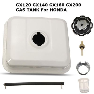 A Set Of Power 3L Tanks For Honda GX140 GX160 GX200 Lawn Mowers Gasoline Engine Tanks With Accessories OEM Replacement Parts