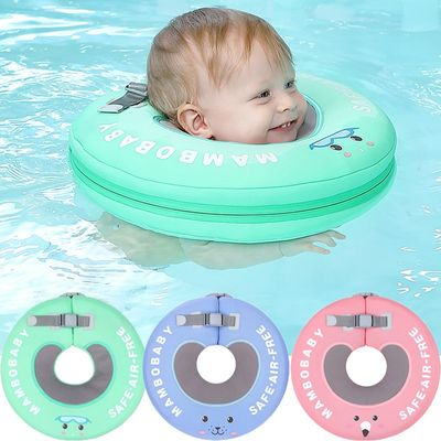 No Inflatable Safety Baby Swimming Float Children Float Ring Floating Pool Toys Swim Trainer Bathtub Swimming Pool Accessories