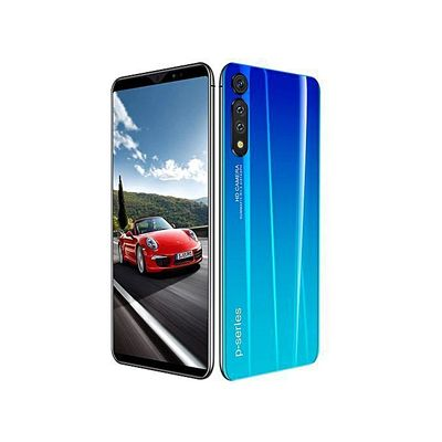 Smartphone 6.1 Inch HD Full Screen  (1GB+16GB) Android 9.1 2.0MP+8.0MP Smartphone-Blue