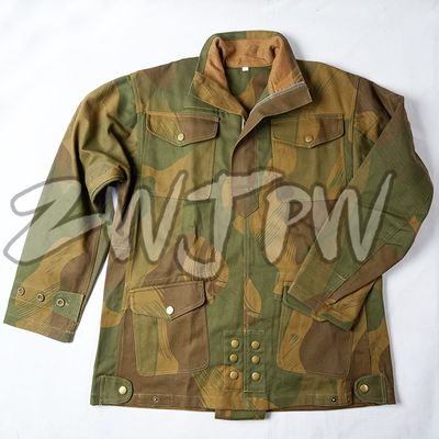 WW2 UK ARMY SOLIDER BRITISH 1ST PARATROOPERS  PATTERN DENISON CAMO SMOCK