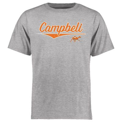 Campbell Fighting Camels American Classic T-Shirt - Ash