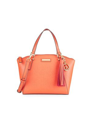 Calvin Klein Top Handle Crossbody Tote Bag