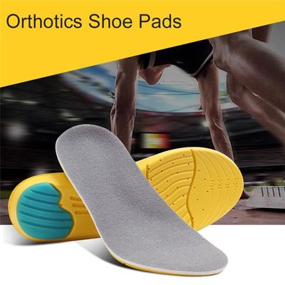 1 Pair Soft Insoles Professional Cushion Foot Care Shoe Inserts Pad Shoe Gel Cool Deodorant Orthotic Silicone Insole