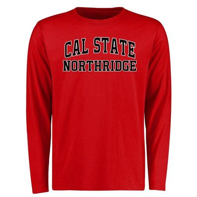Cal State Northridge Matadors Everyday Long Sleeve T-Shirt - Red