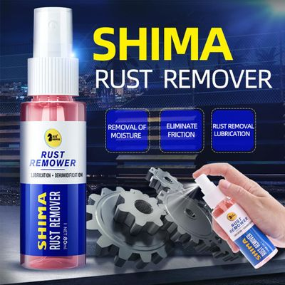 80ml Rust Remover Cleaning Spray Maintenance Car Window Lubrication Surface Universal Home Liquid Motorcycle Repairing