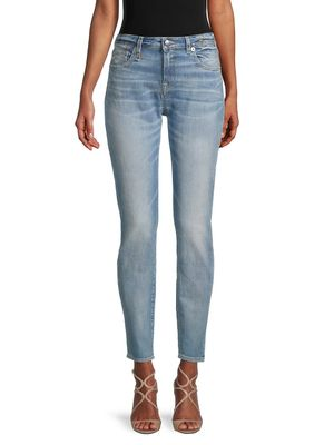 R13 Alison Skinny Ankle Jeans