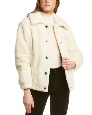 Burberry Rosewell Wool Jacket