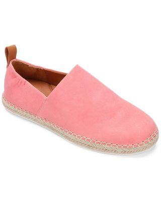 Gentle Souls by Kenneth Cole Lizzy A-Line Leather Espadrille