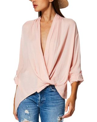YFB CLOTHING Corinne Blouse