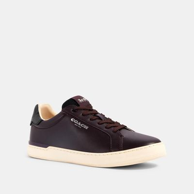 COACH Clip Low Top Sneaker