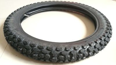 2.75-18  Front  Motorcycle Wheel Rim Tire Tyre With Inner Tube