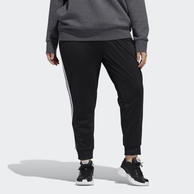 Adidas Essentials Cuffed Tricot Pants (plus Size)