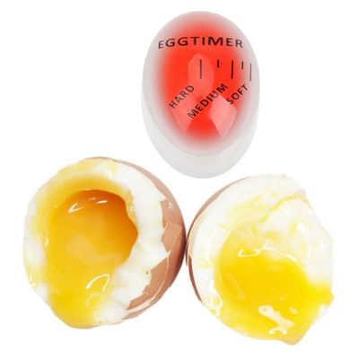 Egg Boiled Tools Gadgets Kitchen Tools Egg Timer Cooking Tools Color Changing