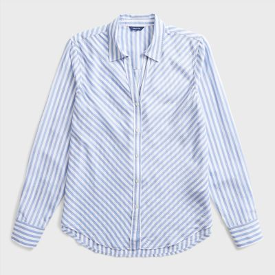 Nautica Sustainably Crafted Striped Shirt