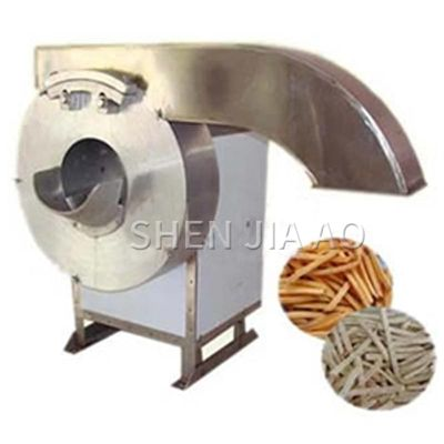 800KG/H Commercial cut french fries machine TM-502 Electric potato cutter Multi-function food vegetables cutting machine 380V